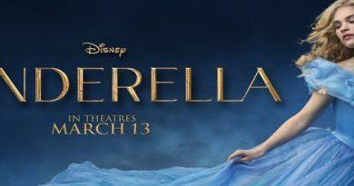 Cinderella (2015) film poster
