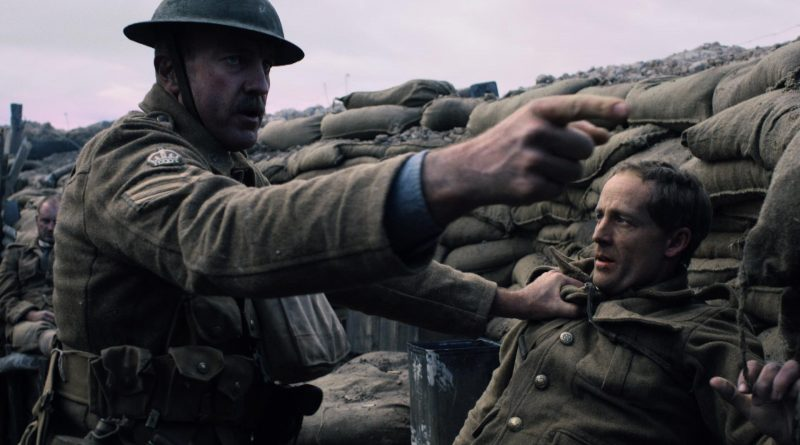Field Punishment No 1 is a film that aims to explore the sensitive cause of conscientious objectors during the First World War.
