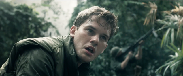 Jeremy Irvine in The Last Full Measure. Roadside Attractions