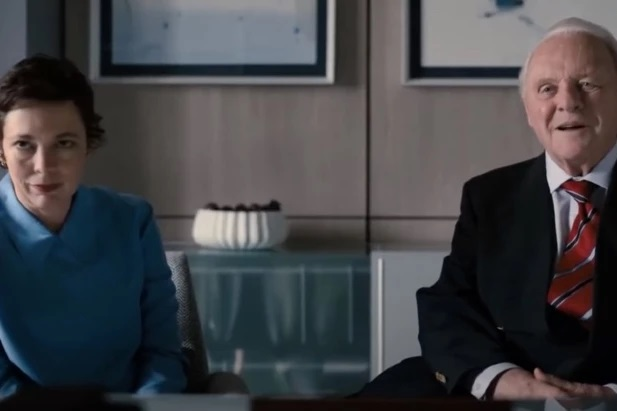 See Olivia Colman and Anthony Hopkins in The Father trailer