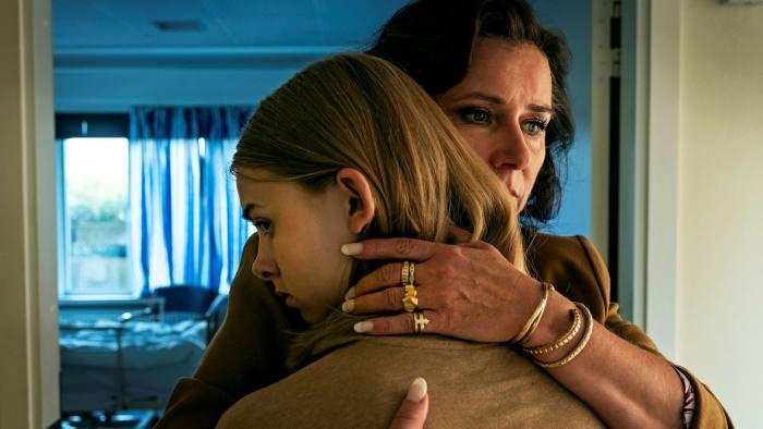 Sidse Babett Knudsen portrays the charismatic mother figure to Sandra Guldberg Kampp in Wildland