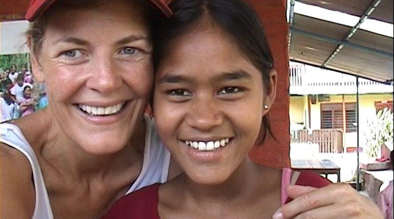 Sue and Belmaya 2007